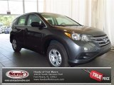 2013 Polished Metal Metallic Honda CR-V LX #83835844