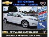 2013 Summit White Chevrolet Volt  #83836402