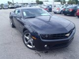 2013 Blue Ray Metallic Chevrolet Camaro LT Coupe #83836497