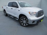2013 Super White Toyota Tundra Texas Edition CrewMax #83836126