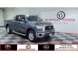 2007 Slate Metallic Toyota Tundra SR5 Double Cab 4x4 #83835930