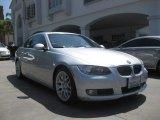 2007 Titanium Silver Metallic BMW 3 Series 328i Coupe #83836016