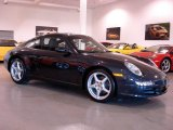 2007 Midnight Blue Metallic Porsche 911 Carrera Coupe #837707