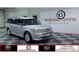 2010 Ingot Silver Metallic Ford Flex SE #83835915