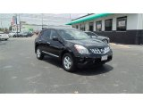 2012 Super Black Nissan Rogue S Special Edition #83835914