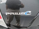 Toyota Prius c Badges and Logos