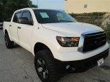 2013 Super White Toyota Tundra CrewMax 4x4 #83835910