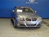 2011 Space Gray Metallic BMW 3 Series 335i xDrive Sedan #83835821