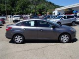 2014 Sterling Gray Ford Focus S Sedan #83835988