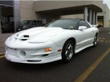 2001 Pontiac Firebird Trans Am Coupe