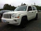 2007 Stone White Jeep Patriot Sport 4x4 #83836373
