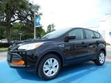 2014 Tuxedo Black Ford Escape S #83835975