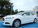 2013 Oxford White Ford Fusion SE 1.6 EcoBoost #83835971
