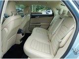 2013 Ford Fusion Energi SE Rear Seat