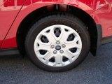 2012 Ford Focus SE Sedan Wheel