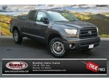 2013 Magnetic Gray Metallic Toyota Tundra TRD Rock Warrior Double Cab 4x4 #83835796