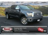 2013 Magnetic Gray Metallic Toyota Tundra Platinum CrewMax 4x4 #83835795