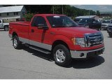 2010 Ford F150 XLT Regular Cab 4x4