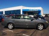 2007 Dark Gray Metallic Chevrolet Malibu LT Sedan #83835877