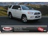 2013 Blizzard White Pearl Toyota 4Runner SR5 4x4 #83835781