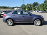 2013 Atlantis Blue Metallic Chevrolet Equinox LS #83836062