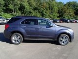 2013 Atlantis Blue Metallic Chevrolet Equinox LT #83836061