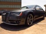 Audi S8 Colors