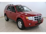 2009 Sangria Red Metallic Ford Escape XLT #83836340