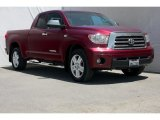2007 Salsa Red Pearl Toyota Tundra Limited Double Cab #83836049