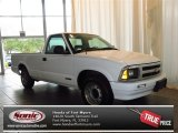 1996 Summit White Chevrolet S10 LS Regular Cab #83835850