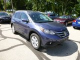 2013 Twilight Blue Metallic Honda CR-V EX-L AWD #83884192