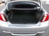 2012 Subaru Impreza WRX STi Limited 4 Door Trunk