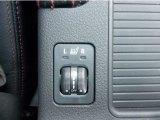 2012 Subaru Impreza WRX STi Limited 4 Door Controls