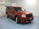 2006 Inferno Red Crystal Pearl Jeep Grand Cherokee SRT8 #83883794