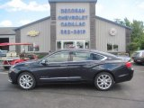 2014 Blue Ray Metallic Chevrolet Impala LTZ #83884379