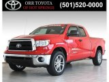 2010 Radiant Red Toyota Tundra Double Cab #83884377