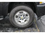 2011 Chevrolet Silverado 1500 LT Extended Cab 4x4 Wheel
