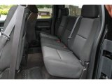 2011 Chevrolet Silverado 1500 LT Extended Cab 4x4 Rear Seat