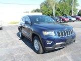 2014 True Blue Pearl Jeep Grand Cherokee Laredo 4x4 #83884361