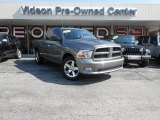 2012 Mineral Gray Metallic Dodge Ram 1500 ST Quad Cab #83884354