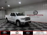 2011 Super White Toyota Tundra Texas Edition Double Cab #83883756