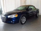2005 Chrysler Sebring Deep Blue Pearl