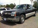 2004 Dark Gray Metallic Chevrolet Silverado 1500 LS Extended Cab #83883850