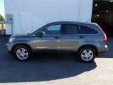 2011 Urban Titanium Metallic Honda CR-V EX 4WD #83884348