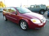 2007 Sport Red Tint Coat Chevrolet Cobalt LTZ Sedan #83884344