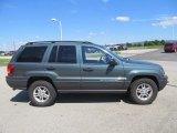 2004 Jeep Grand Cherokee Onyx Green Pearl