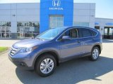 2013 Twilight Blue Metallic Honda CR-V EX AWD #83884161