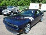 2013 Jazz Blue Pearl Dodge Challenger R/T #83884053