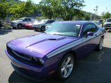 2013 Plum Crazy Pearl Dodge Challenger R/T Classic #83884052