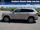 2014 Cashmere Pearl Jeep Grand Cherokee Summit 4x4 #83883821